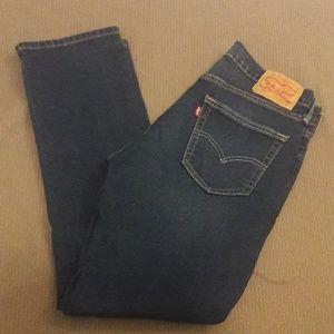 Levis Blue Jeans 541